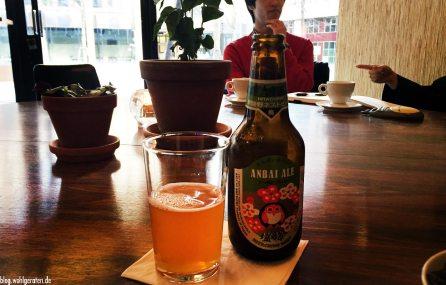 Fuglen Bar - Japanisches Bier
