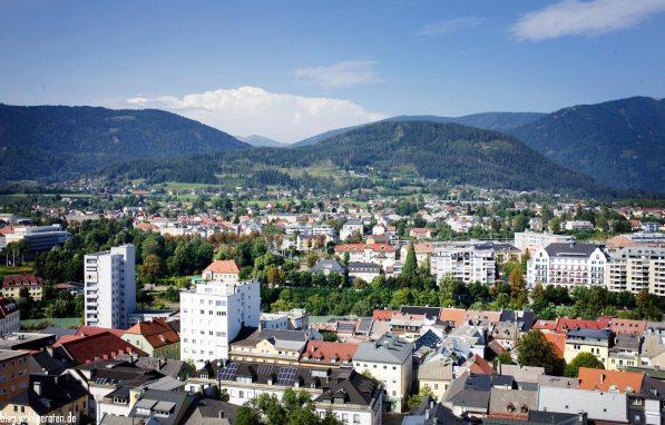 Villach in Kärnten