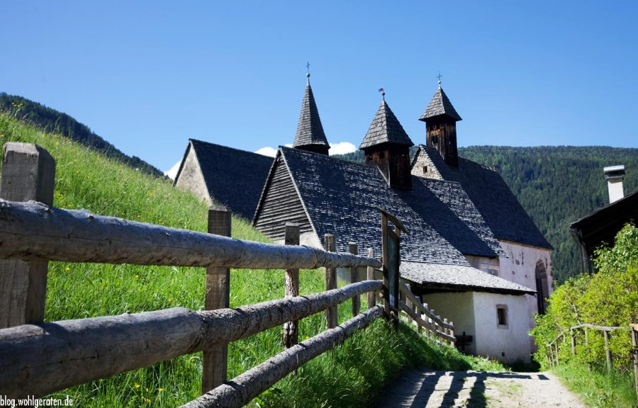 Wanderweg Bad Dreikirchen – Barbian