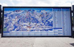 Übersichtskarte Skigebiet Kronplatz – Südtirol