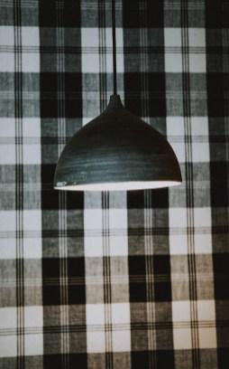 Lampe im Schönherr Haus