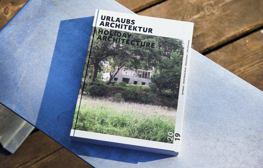 Buch Urlaubsarchitektur 2019