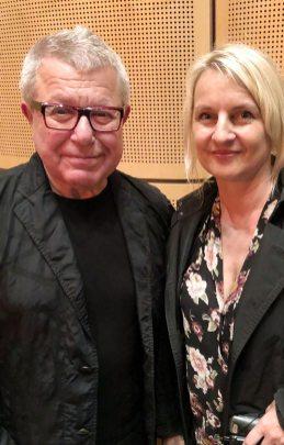 Architekt Daniel Libeskind – – Charis Stank – IMS 2018 Brixen