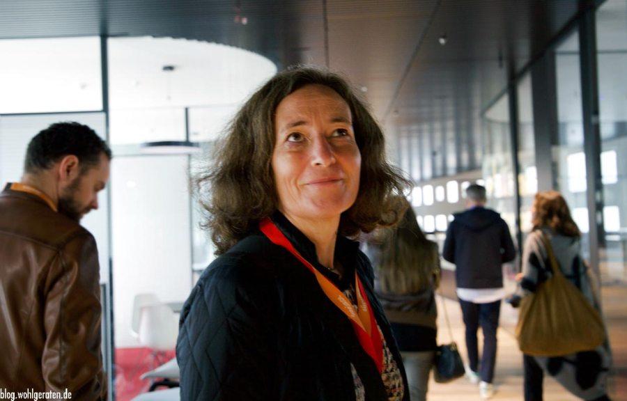 Architektin Kerstin Waibel