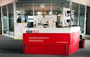 NDR Verkehrszentrum - Rotherbaum