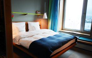 Zimmer 713- 25hours Hotel Zürich Langstrasse