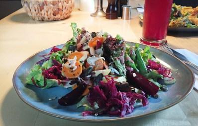 Salat - Waldhaus Rudolphshöhe Bad Gastein