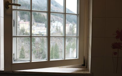 Ausblick - Dunstbad Bad Gastein