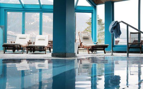 Pool – Spa im Haus Hirt