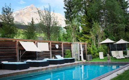 Ferienhaus Mi Chalet - Pool