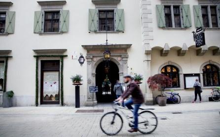 Restaurant Landhauskeller Graz