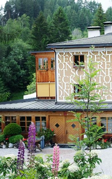 Restaurant Schöneck - Fassade