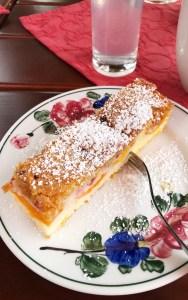 Marille Ribisl Kuchen