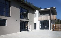 Firmengebäude von Quazzo