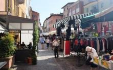 Markt in Dogliani