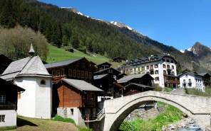 Hotel Ofenhorn im Schweizer Wallis