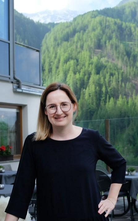 Michaela Haller - Wirtin im Bühelwirt