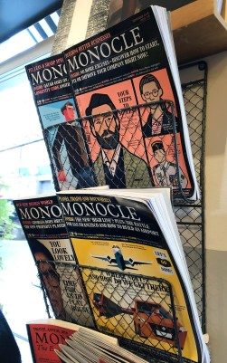 Monocle Magazin