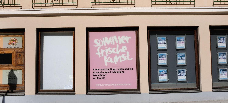 Sommer Frische Kunst