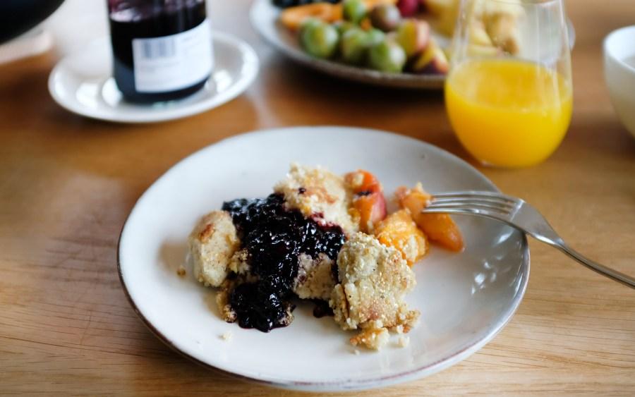 Frühstück: Vorarlberger Riebel