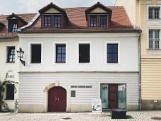 Erich Ohser Haus in Plauen