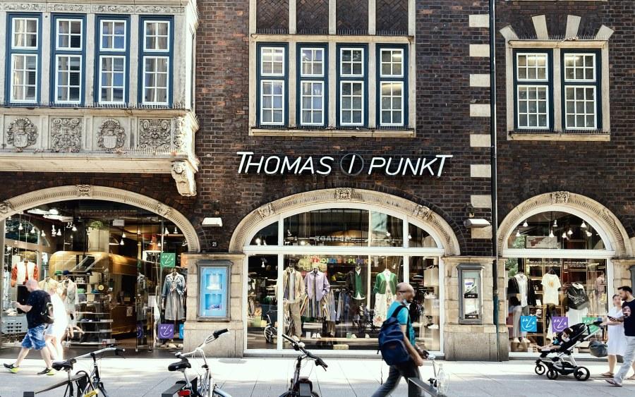 Shop Thomas iPunkt in Hamburg