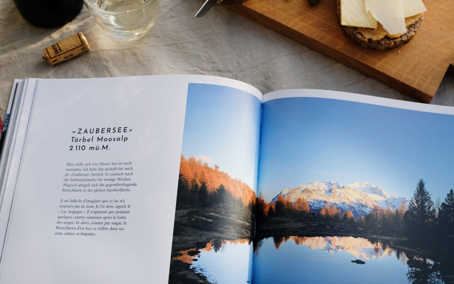Die Moosalp in Bergseensucht – Bildband über 67 Walliser Bergseen