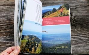 Wanderführer für die Bayerischen Voralpen