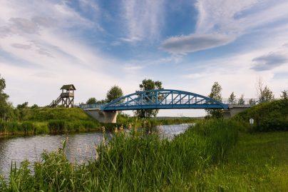 Dütschower Brücke – Foto: Tourismusverband Mecklenburg - Schwerin