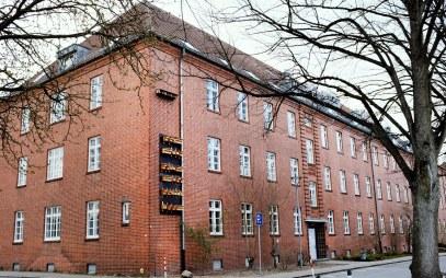 Unigelände der Leuphana in Lüneburg