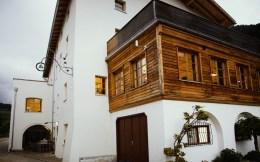 Außenansicht - Gasthof zum Hirschen Nonsberg