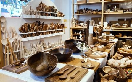 Holzleute München - Holzwaren-Laden am Viktualienmarkt