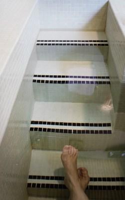 Thermalbad im Römischen Bad