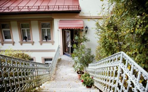 Treppe von der Reitlstraße