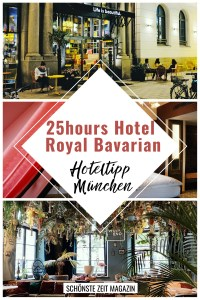 25hours Hotel The Royal Bavarian München