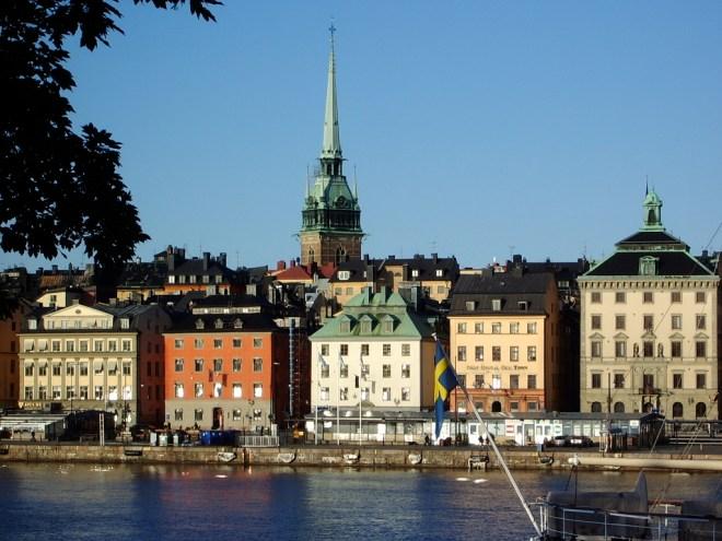 Stockholm i mitt hjärta