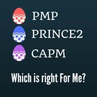 CAPM Vs PMP Vs PRINCE2