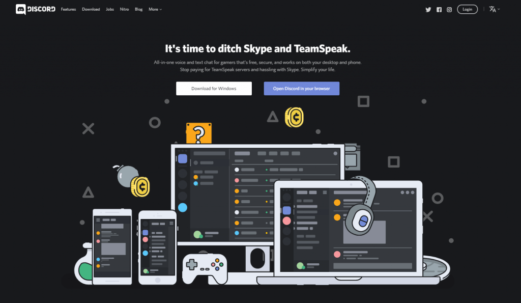 Microsoft Facebook Or Tencent Could Buy Discord