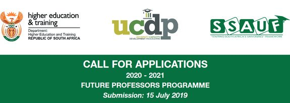 South Africa Future Professors Programme