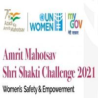 Amrit Mahotsav Shri Shakti Challenge 2021