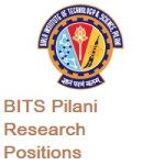 Birla Institute of Technology & Science Pilani Research Fellowships