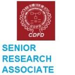 Centre for DNA Fingerprinting and Diagnostics - CDFD SENIOR RESEARCH ASSOCIATE