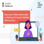 Contest for video testimonials for National Consumer Helpline service