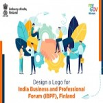 Design a Logo for India Business and Professional Forum (IBPF) Finland