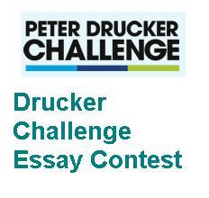 Drucker Challenge Essay Contest