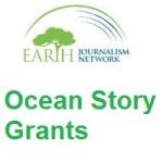 Earth Journalism Network Ocean Story Grants 2021