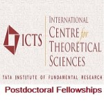ICTS-TIFR Postdoctoral Fellowships