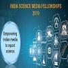 India Science Media Fellowships