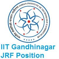 Indian Institute of Technology Gandhinagar JRF Position