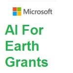 Microsoft AI For Earth Grants
